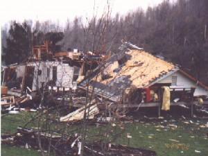 storm disaster restoration